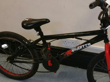 12-Year-Old Boy Arrested On Suspicion Of Bike Thefts