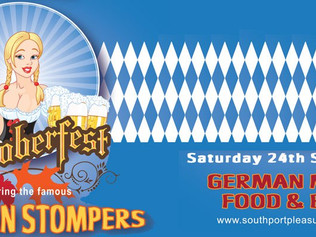 Oktoberfest comes to Southport this Saturday