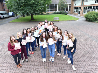 Pupils at Merchant Taylors' Schools are celebrating an outstanding year of GCSE results