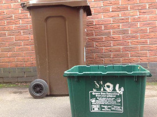 Check what  recycling you can put in your brown bin
