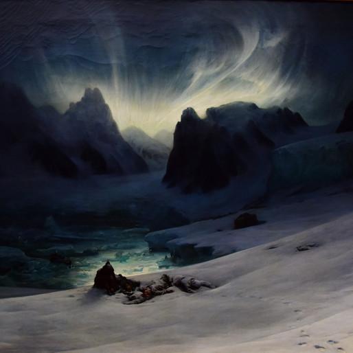 Naufrage au nord du Cercle polaire