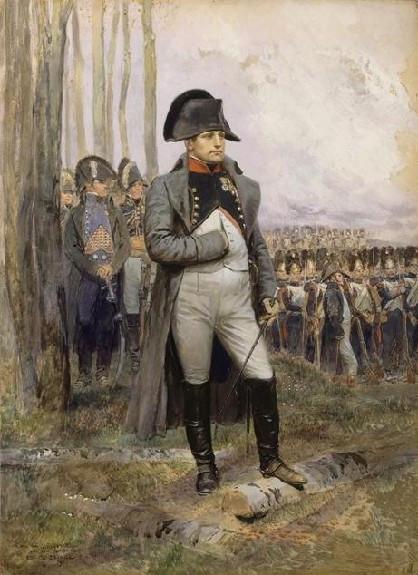 Napoléon en 1806, Edouard DETAILLE