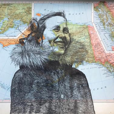 Barbara Washburn, the first woman to climb Mt. McKinley