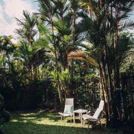 W Bistro Courtyard Garden Lounge Seating