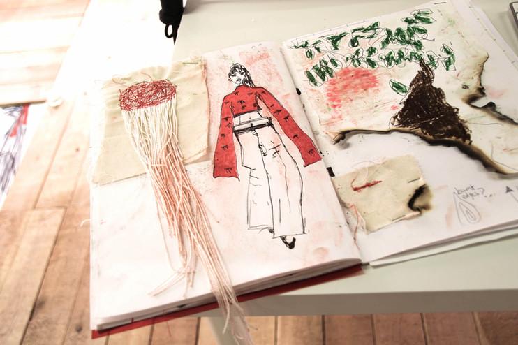 ART & FASHION ILLUSTRATION