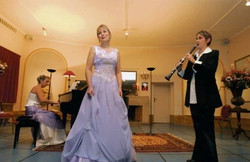 Concert Mozart  Frederique Brodard au Plessis Robinson
