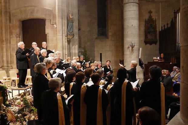 Choeur Opus 81, Nérac Frédérique Brodard.JPG