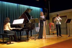 """Une soirée chez Debussy"" Frederique Brodard"