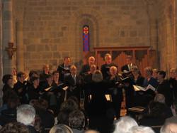 Concert en L'Eglise de Puy Fort Eguille