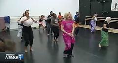 African Dance Class Maguette Camara NYC