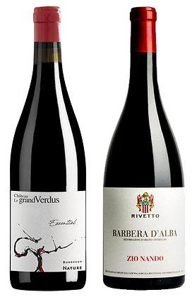 Set Bordeaux meets Piemonte #1 | box ×2