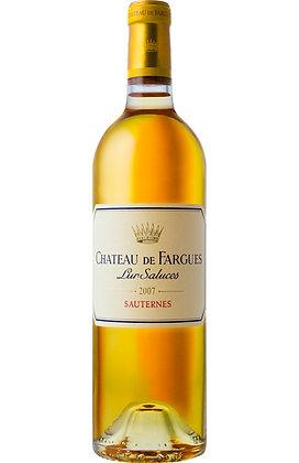 Château de Fargues, Lur-Saluces, Sauternes, 2007