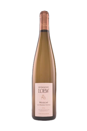 Domaine Loew, Muscat Les Marnes Vertes, AOC Alsace 2018
