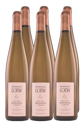 Domaine Loew, Pinot Gris Bruderbach Le Mehnir , 2018 | box ×6