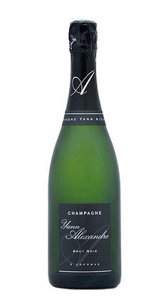 Champagne Yann Alexandre, Brut Noir, Brut, NV