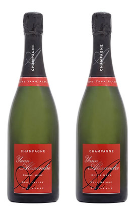 Champagne Yann Alexandre, Roche Mère Brut Nature | box ×2