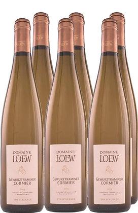 Domaine Loew, Gewurztraminer Cormier, 2018 | box ×6