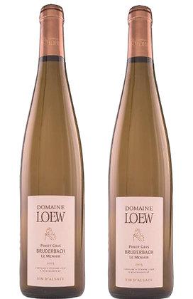 Domaine Loew, Pinot Gris Bruderbach Le Mehnir , 2018 | box ×2