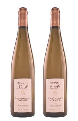 Domaine Loew, Gewurztraminer Cormier, 2018 | box ×2
