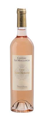 Château Les Mesclances, Cuvée Saint Honorat, Rosé Côtes de Provence, 2019