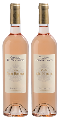 Château Les Mesclances, Saint Honorat, Rosé, Provence, 2019 | box ×2