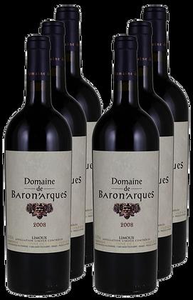 Domaine de Baronarques, Limoux, 2008 | box ×6