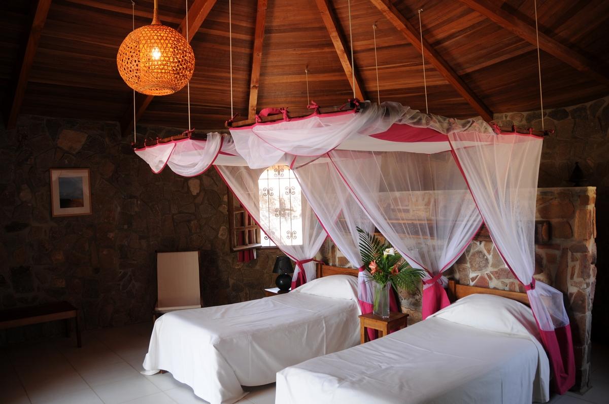 Chambre bungalow