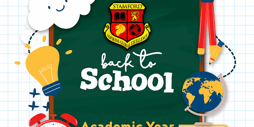 Start of Academic Year 20/21