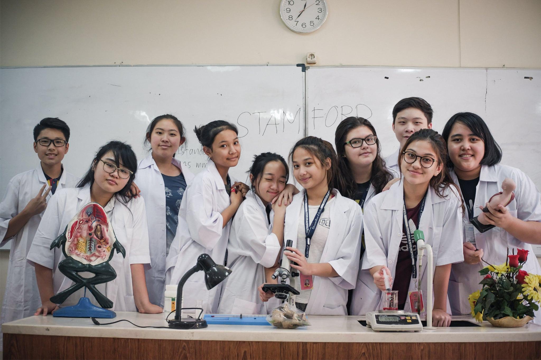 Secondary Class