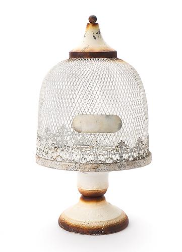 Charlotte - Alzata con campana h.45 cm.