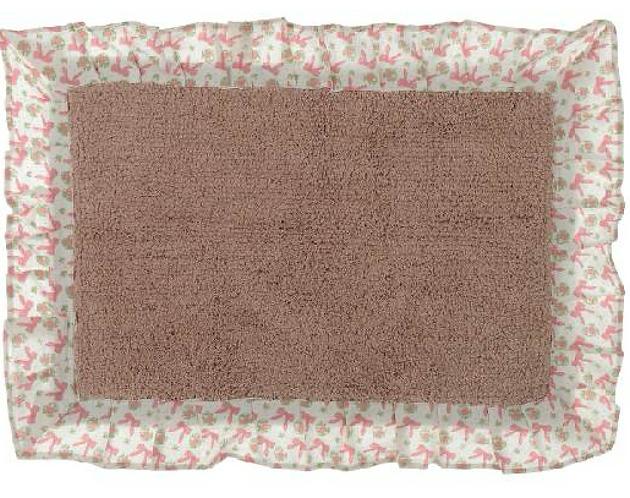 Romanzo - Tappeto 45x65 rosa