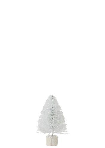 Nordic - Albero paillette bianco 14,5h.