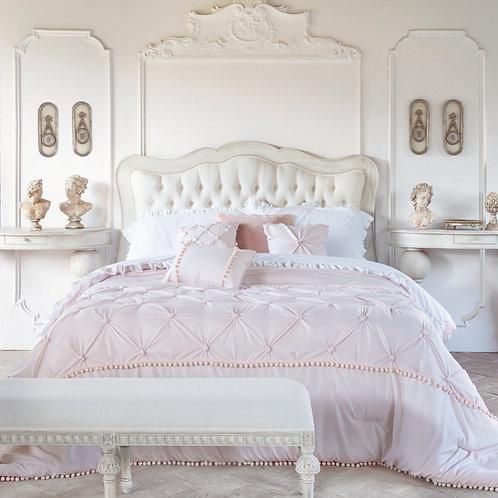 Dream rosa - Set trapunta e cuscini