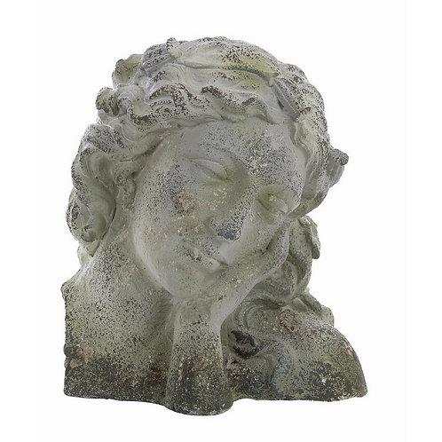 L'Antiquario - Busto fanciulla cm.39 h