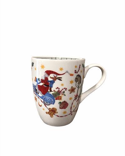 Babbo Natale - Mug porcellana