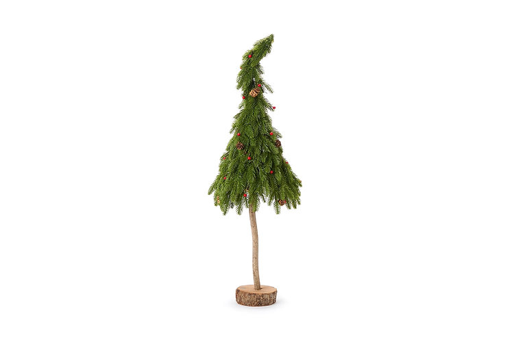 Verde - Albero pino verde 100h