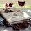 Thumbnail: Tinta unita - Tovaglia cerata 140x240 grigia