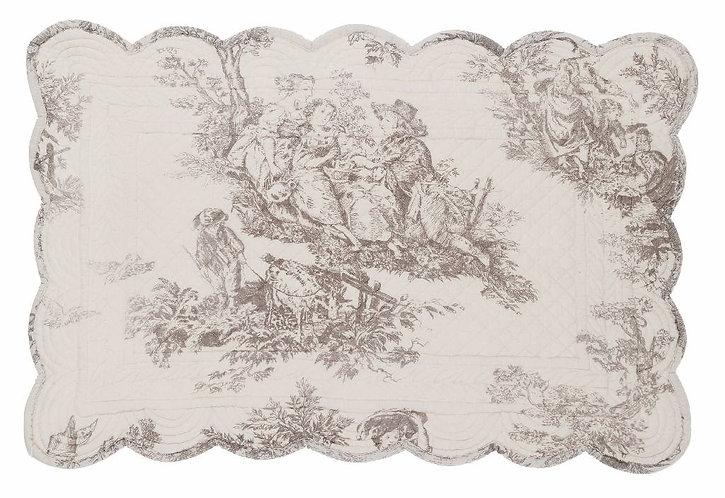 Toile de Jouy - Tovaglietta gr