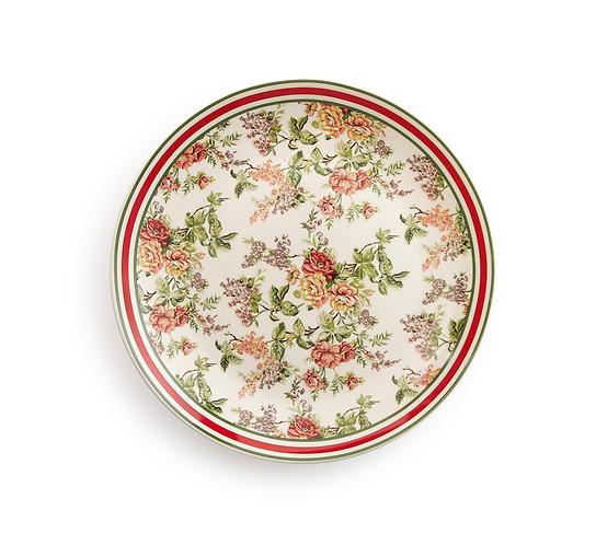 Emily - Piattino fiorellini