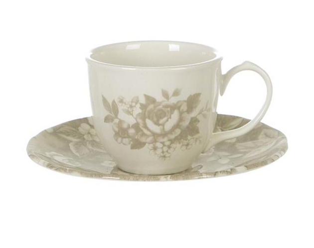 Splendor -Set 6 tazze con piattino
