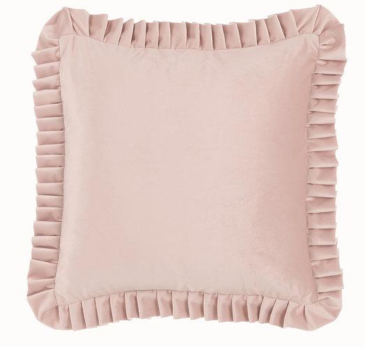 Velvet - Cuscino 50x50 Rosa