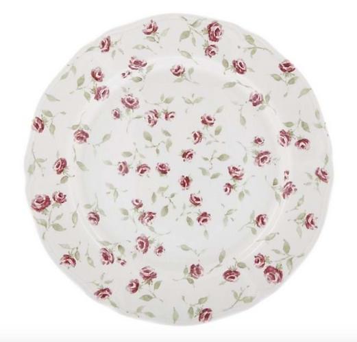 Floret Full - Sotto piatto / Piatto da portata