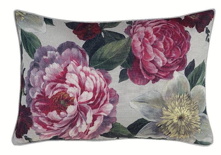 Blooming Garden - Cuscino rettangolare