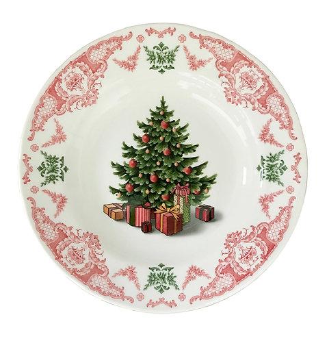 Canto di Natale - Set 6 piatti dolce 20,7cm