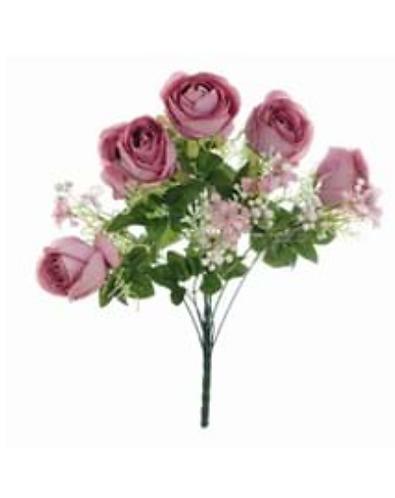 Garden Flowers - Bouquet di rose rosa