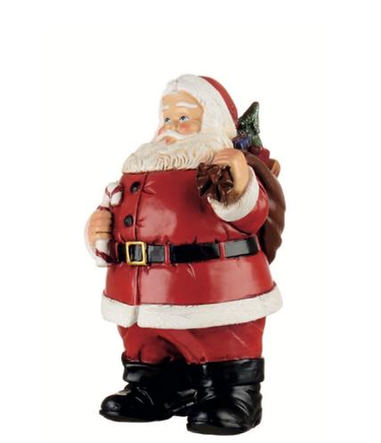 Santa Claus - Babbo Natale con sacco 15h