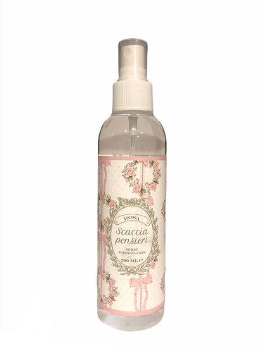 Scaccia Pensieri - Spray Igienizzante 200ml Rosa