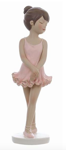 Romantic Ballet - Ballerina in piedi rosa