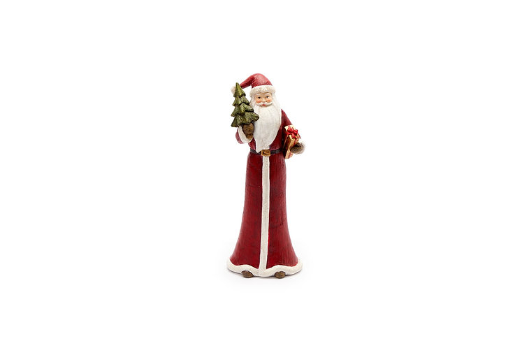 Patch - Babbo Natale con albero 26h