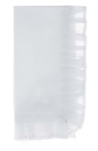Frill - Tovagliolo Bianco